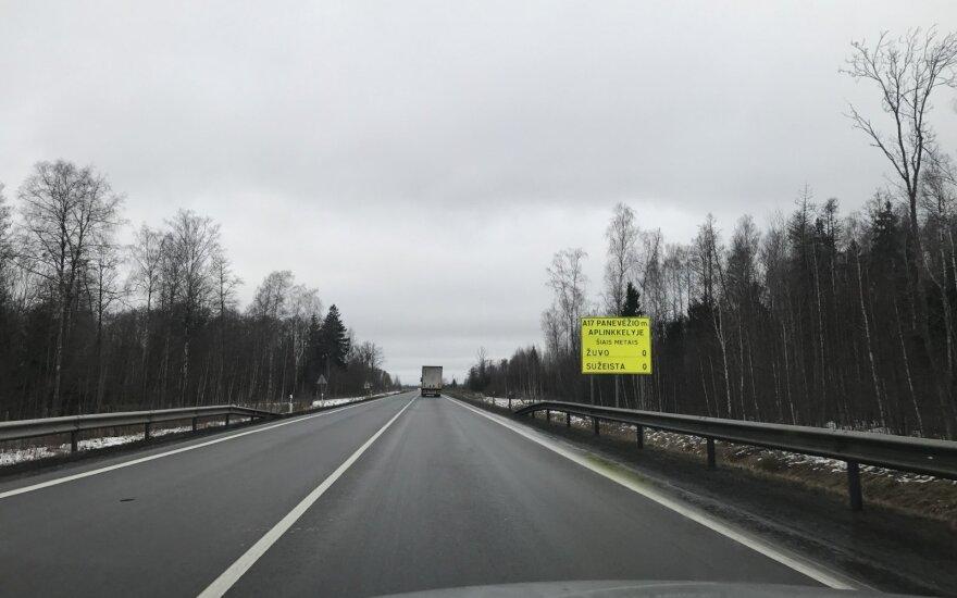 """""""Via Baltica"""" kelias bus platesnis – vardija, ką padarys"""