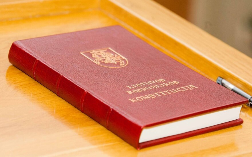 Lithuanian Constitution