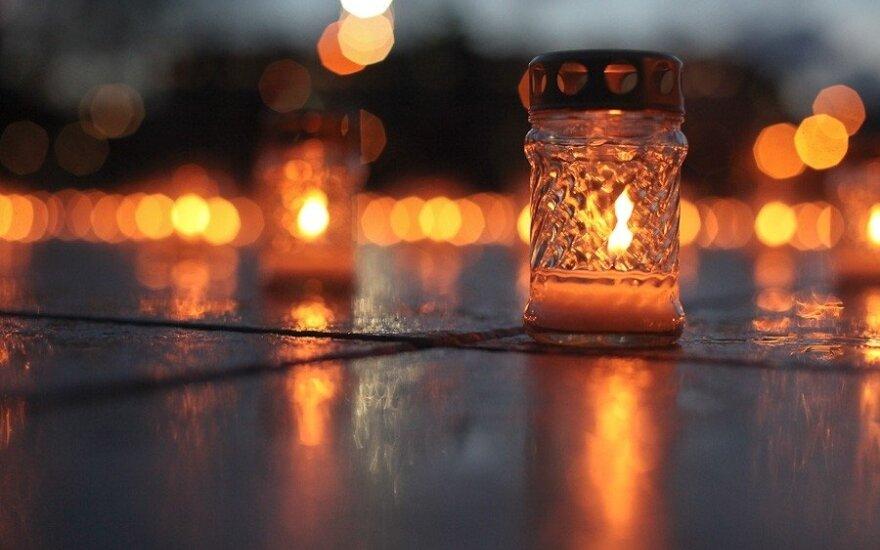 Įmonės atidarymo šventėje žuvo moteris
