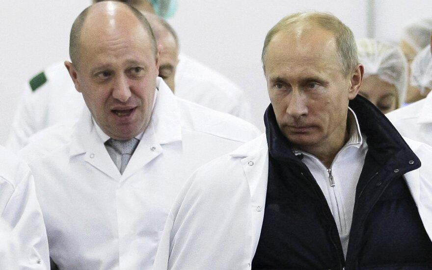 Rusijos žiniasklaida spėlioja: Putino sąjungininkas Prigožinas galėjo žūti lėktuvo katastrofoje