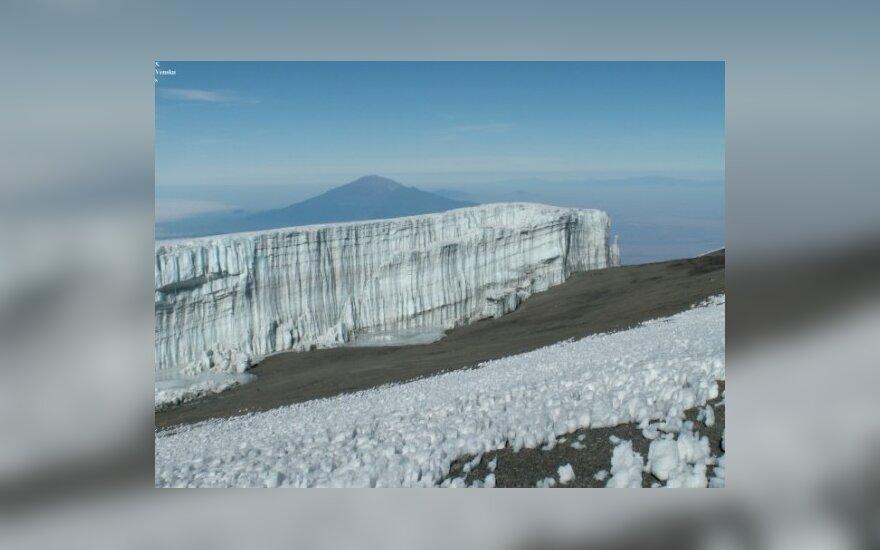 Žygis į Kilimandžarą