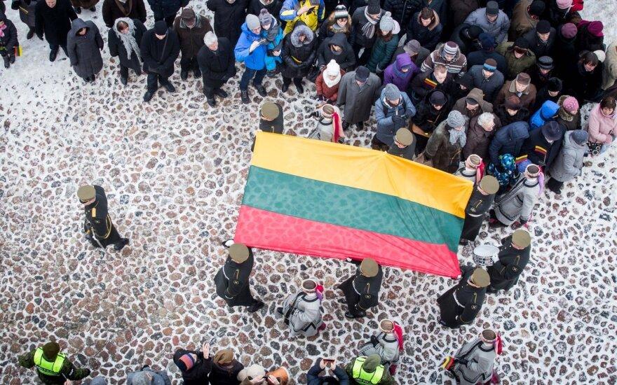 Išrink lietuvį garsinantį mūsų šalies vardą pasaulyje