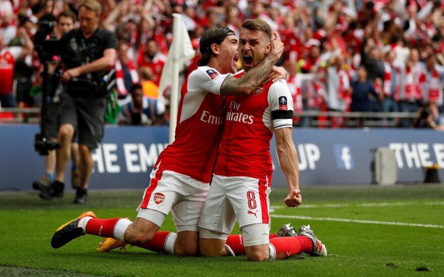 Anglija, FA Cup finalas, Arsenal - Chelsea
