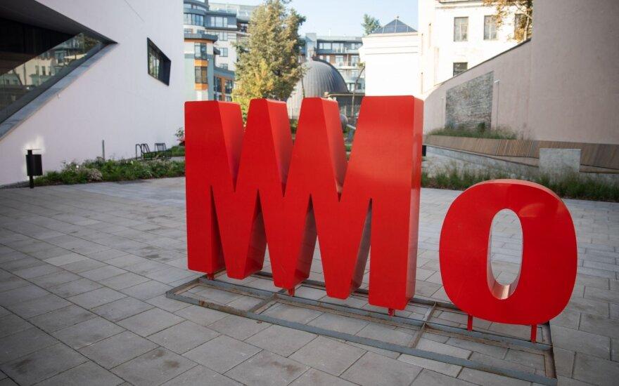 MO Modern Art Museum opening in Vilnius