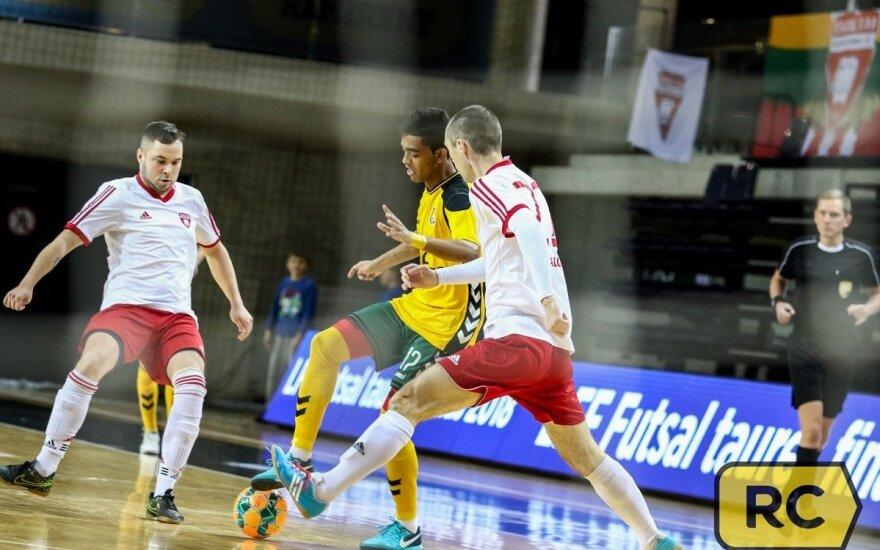 Lietuvos futbolo federacijos (LFF) salės futbolo (futsal) taurė
