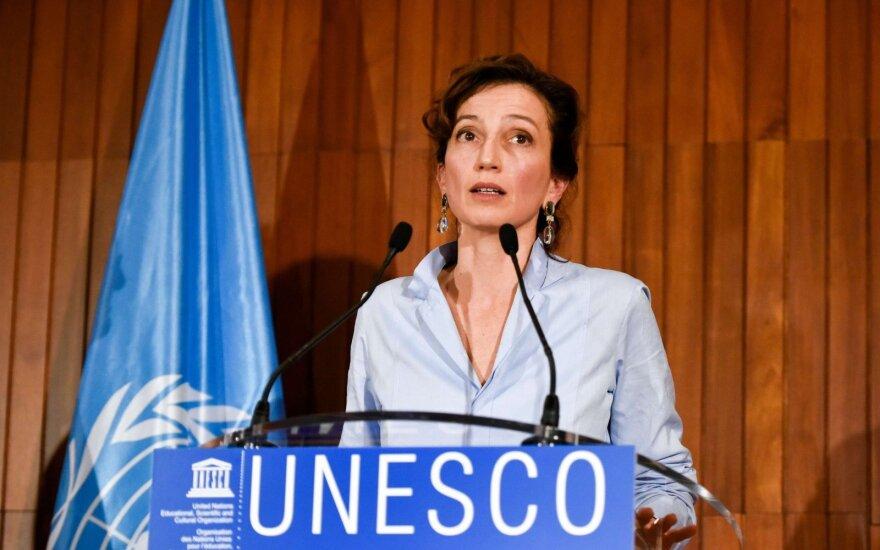 UNESCO susitikime Paryžiuje - susirūpinimas dėl blogėjančios padėties Kryme