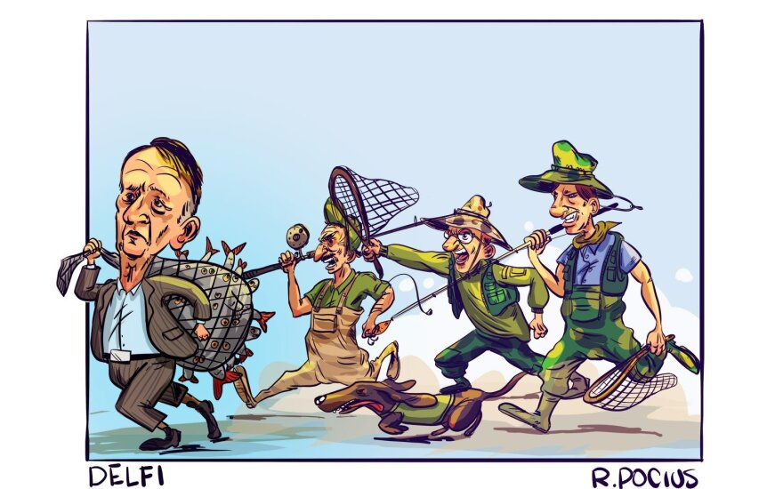 Žvejai mėgėjai prieš žvejus verslininkus