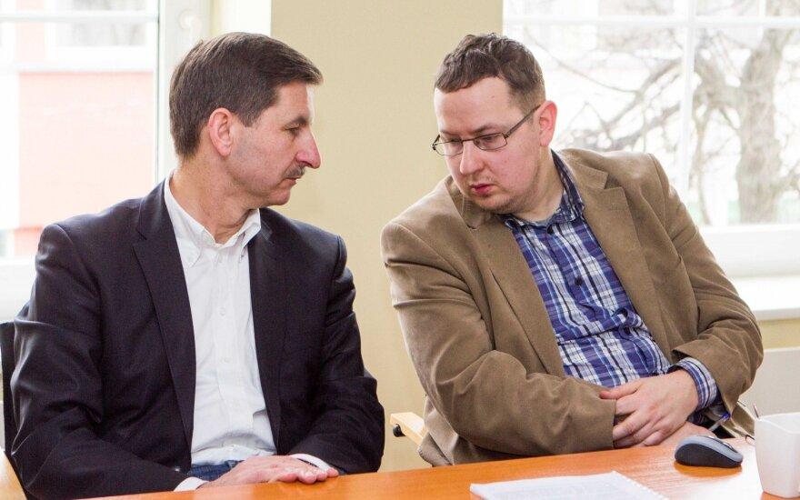 Martišiui siūloma vadovauti Lietuvos radijo ir televizijos komisijai