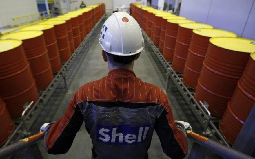 """""""Shell"""" ir """"Taqa"""" atleis šimtus darbuotojų"""