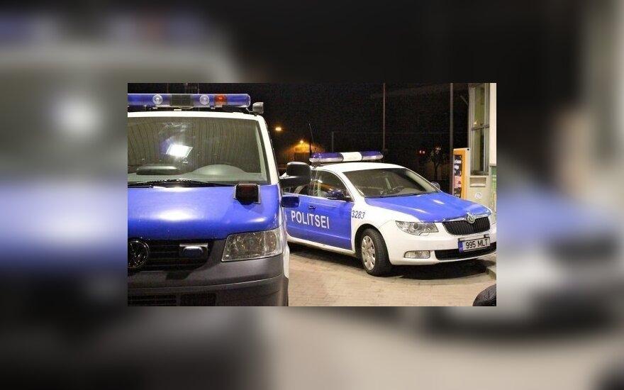 Estijoje už valstybės paslapčių atskleidimą nuteistas policininkas