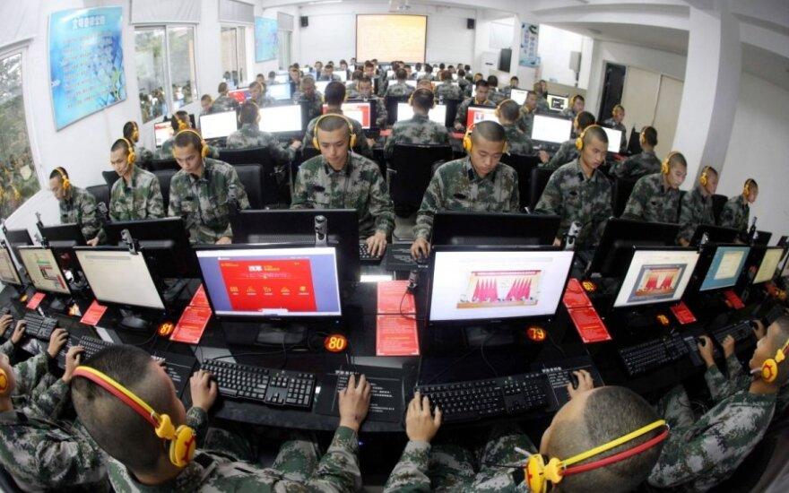 Kinijos kibernetinė kariuomenė