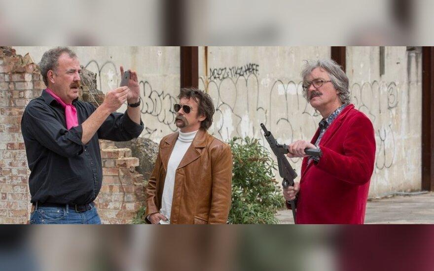 Jeremy Clarksonas, Richardas Hammondas ir Jamesas May