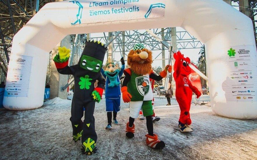 LTOK žiemos olimpinis festivalis
