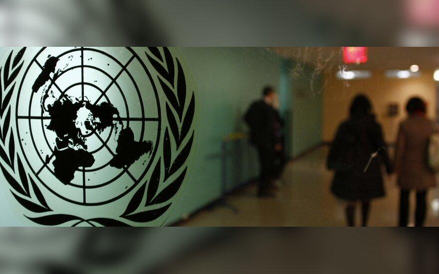 Makedonija siūlo kitą JT generalinį sekretorių rinkti iš Rytų Europos