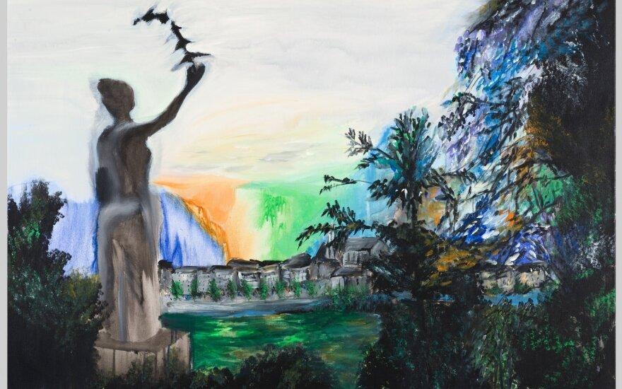 """""""Vilniaus panorama"""""""