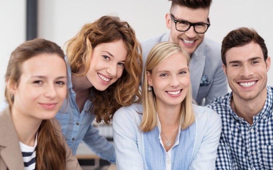 X, Y ir Z darbuotojų kartos: kaip motyvuoti ir pelnyti lojalumą