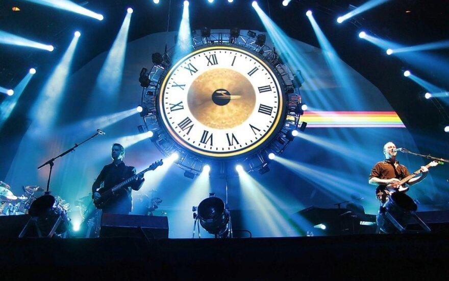 """""""Pink Floyd"""" muzikos šou"""