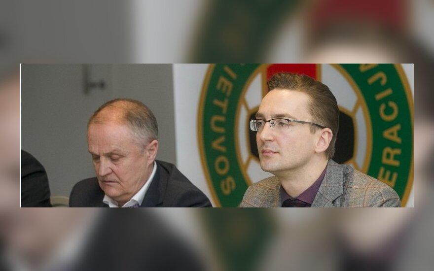 Julius Kvedaras, Edvinas Eimontas ir Urs Kluser