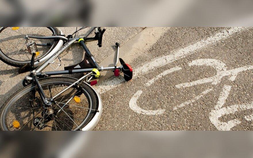 Švenčionių policijai įkliuvo neblaivūs dviratininkai