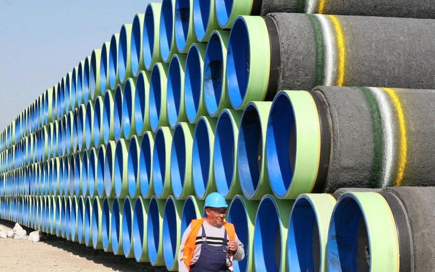 """JAV parengtas įstatymas dėl sankcijų """"Nord Stream 2"""": tai būtų smūgis Rusijai ir Vokietijai"""