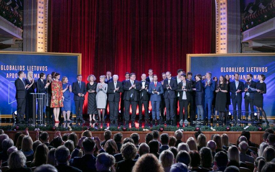 Globalios Lietuvos apdovanojimai 2018