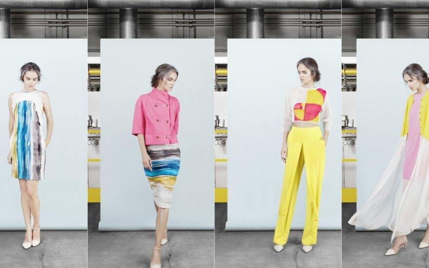 Naujoje dizainerio Roberto Kalinkino kolekcijoje - ištuštėjusio miesto magija