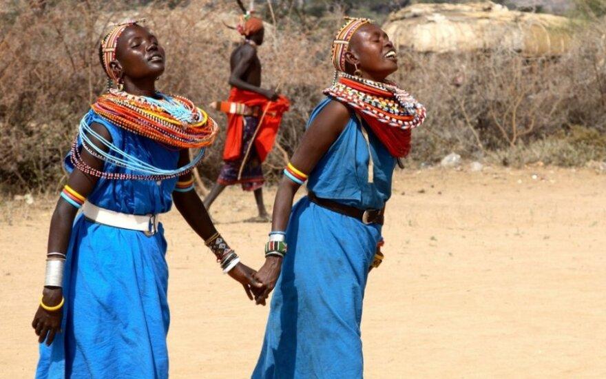 A. Čekuolis: kodėl Kenijos moterims nerūpi, ar jų krūtys suglebusios, ar styro kaip cerkvės bokštai