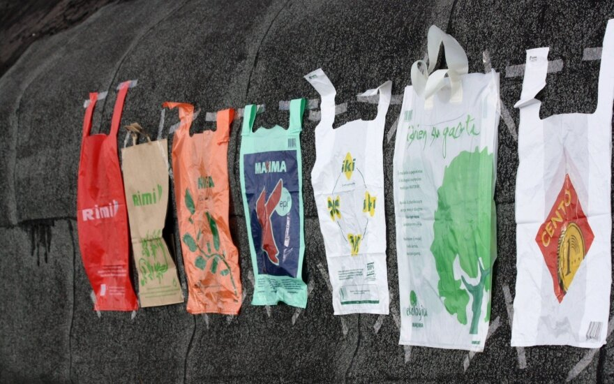 No more free plastic bags after 2019