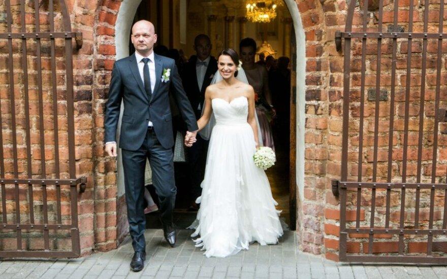 Rūtos Mykolaitytės ir Tomo Lapės vestuvės