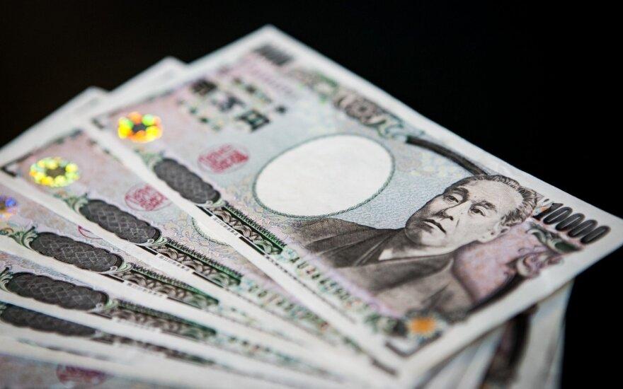 Japonijoje iš bankomatų per tris valandas pavogta 13 mln. dolerių