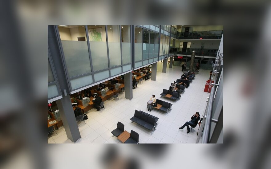 Vilniaus savivaldybė žada atleisti trečdalį darbuotojų