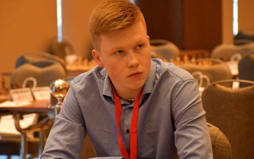 Paulius Pultinevičius / Asmeninio šachmatininko albumo nuotr.