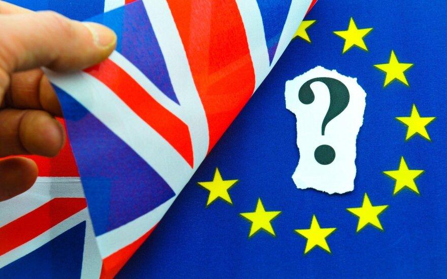 """""""Brexit"""" – nauja grėsmė ES ir JAV laisvosios prekybos deryboms"""