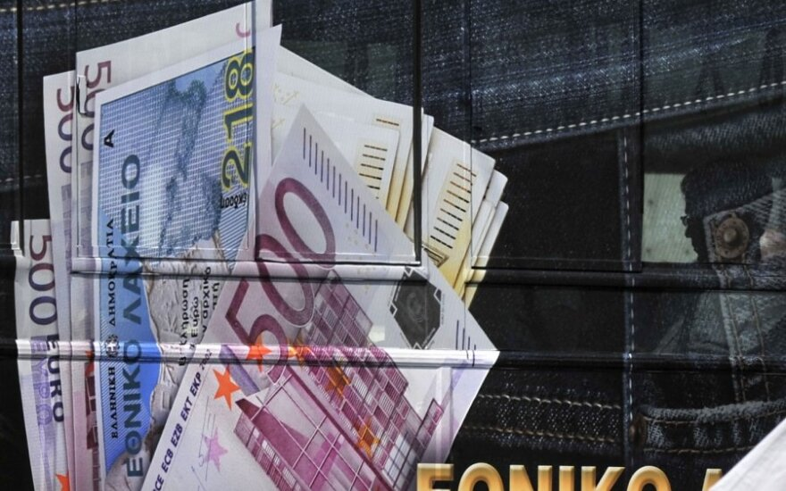 Graikija neranda atokvėpio nuo recesijos