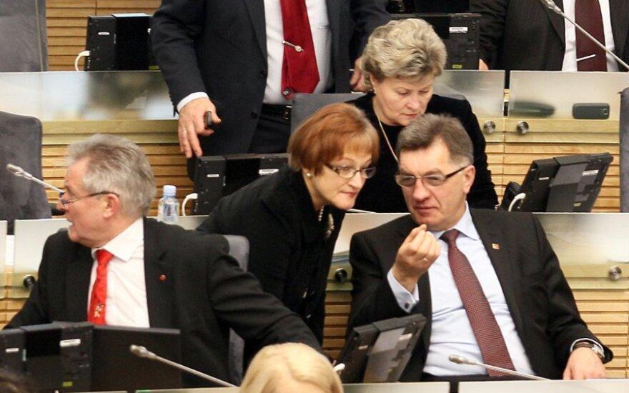 Nesėkmė EP rinkimuose socialdemokratus skatina imtis veiksmų