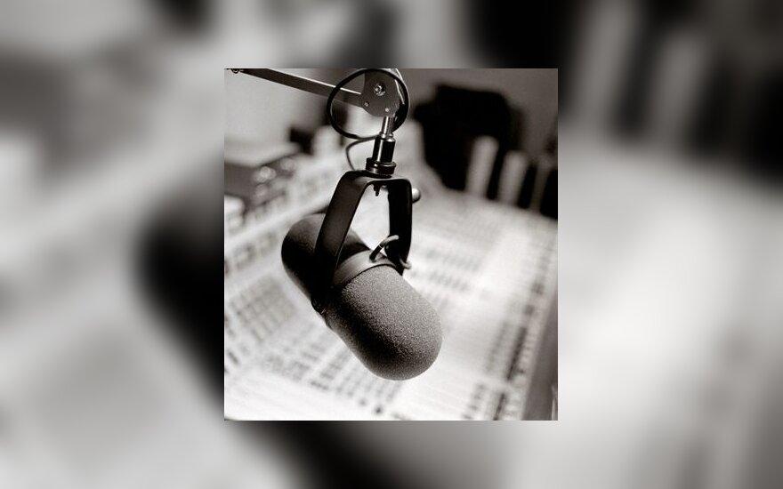 Mikrofonas, muzika, garsas, radijas