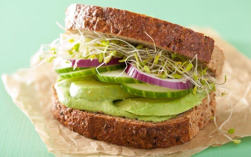 9 sveiko sumuštinio taisyklės