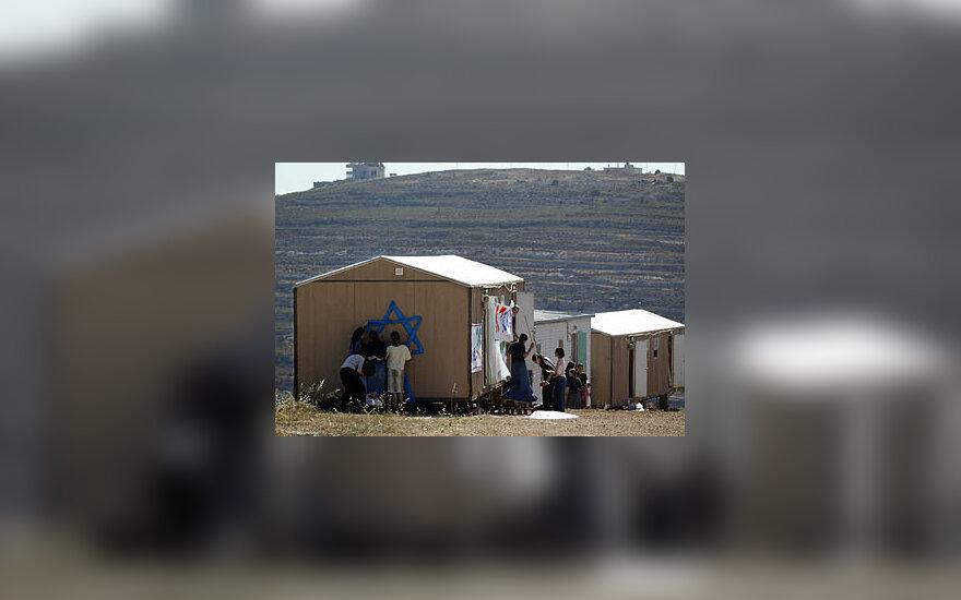 Žydų naujakurių gyvenvietė