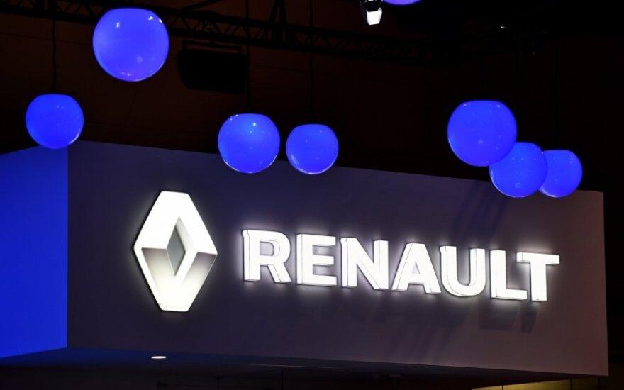 """""""Renault"""" logotipas"""