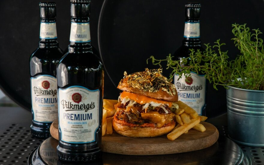 """Vilkmergės Premium"" nealkoholinis"