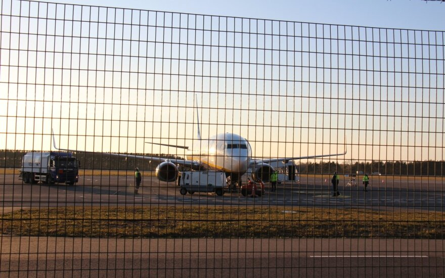 Latvian company won the tender to reconstruct Palanga Airport runway