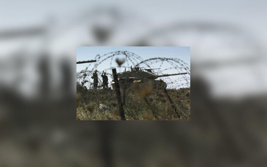 Izraelio tankas