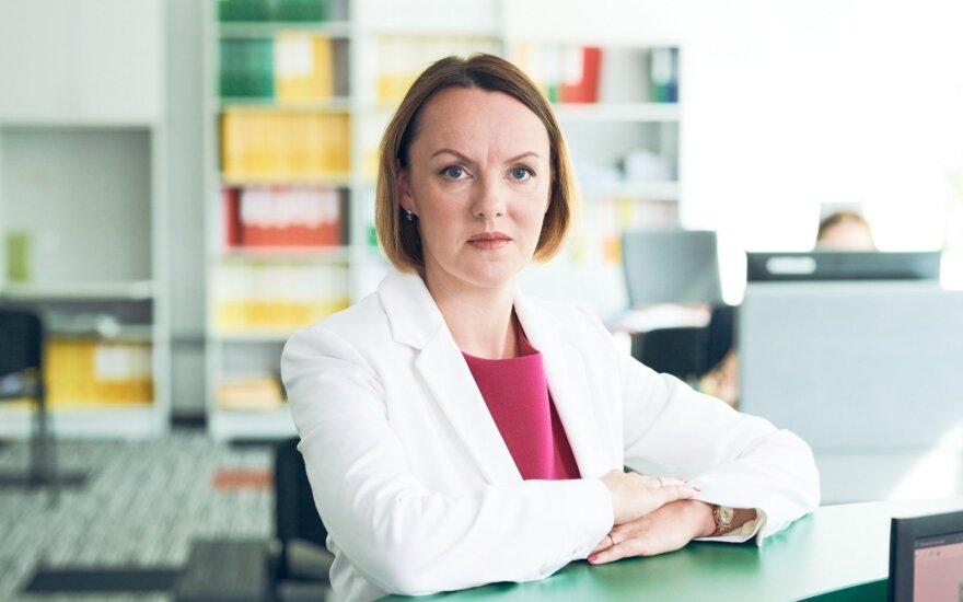 Inga Balnanosienė.