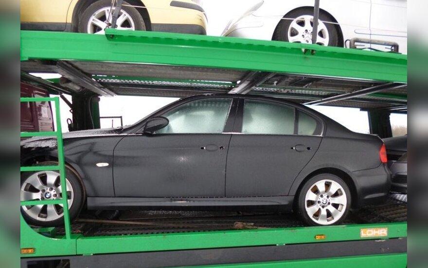 Naudotas BMW
