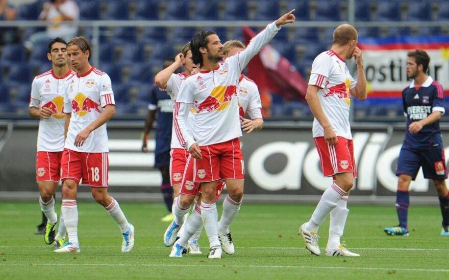 """Zalcburgo """"Red Bull"""" futbolininkai"""