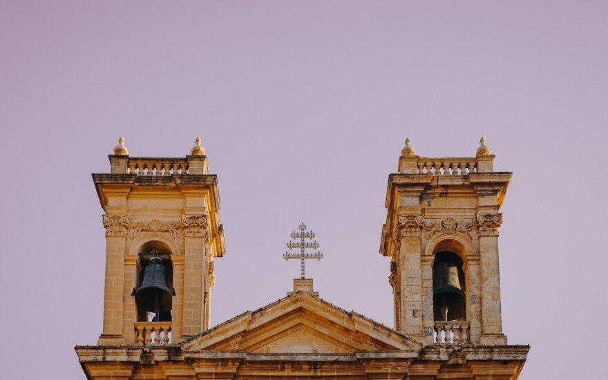 Šv. Georgo bazilika, Malta