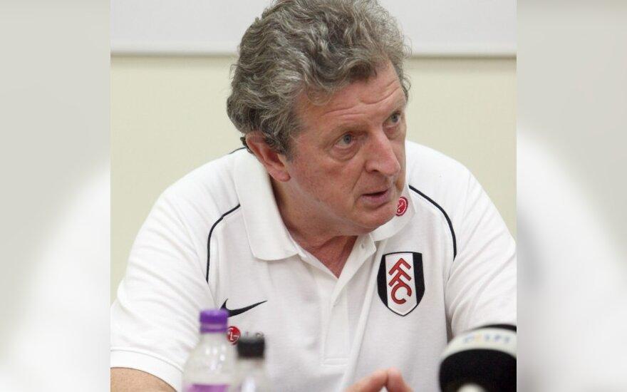 """""""Fulham"""" strategas R.Hodgsonas jau mąsto apie kitą Europos lygos turnyro etapą"""