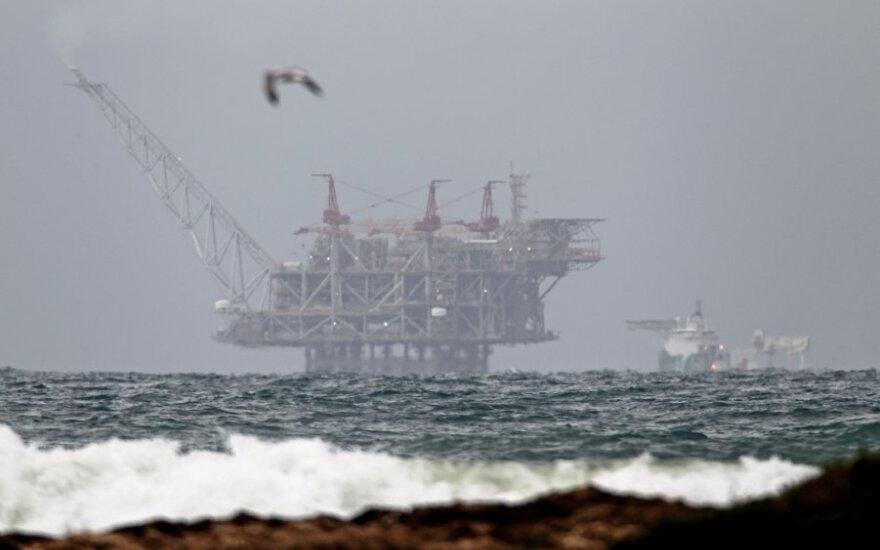 Leviathano gamtinių dujų gręžinys