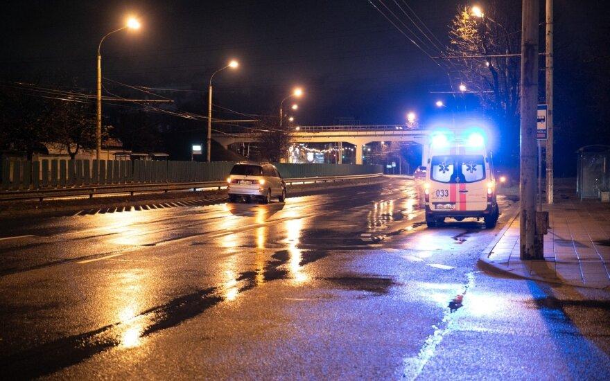 Vilniaus policija ieško tragiškos avarijos liudininkų