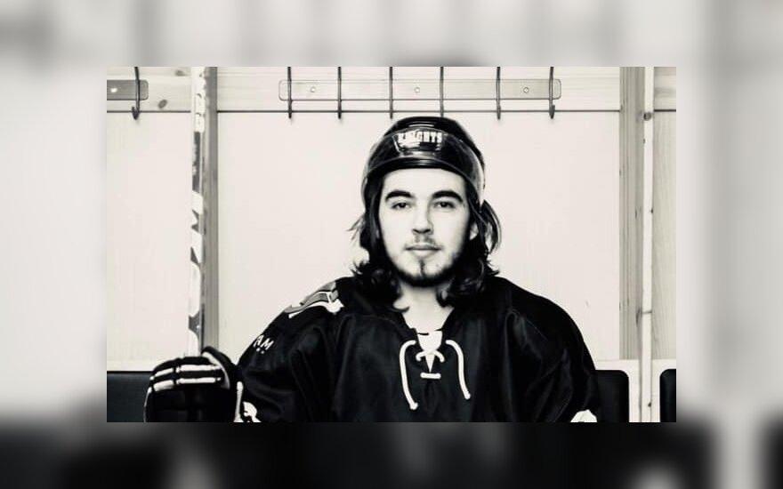 "Arunas Bermejo / FOTO: ""Hockey Punks"" facebook"